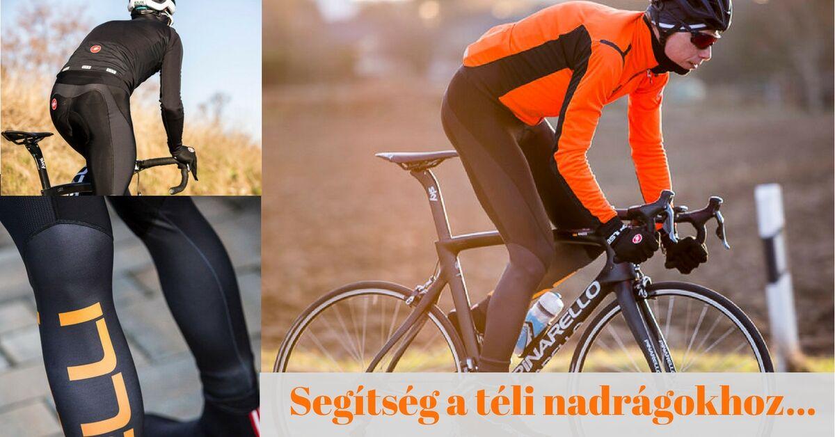 Őszi   téli kerékpáros nadrág választási segítség 9966e9ba73