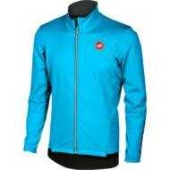 SENZA 2 JACKET férfi kerékpáros kabát, kék - CASTELLI