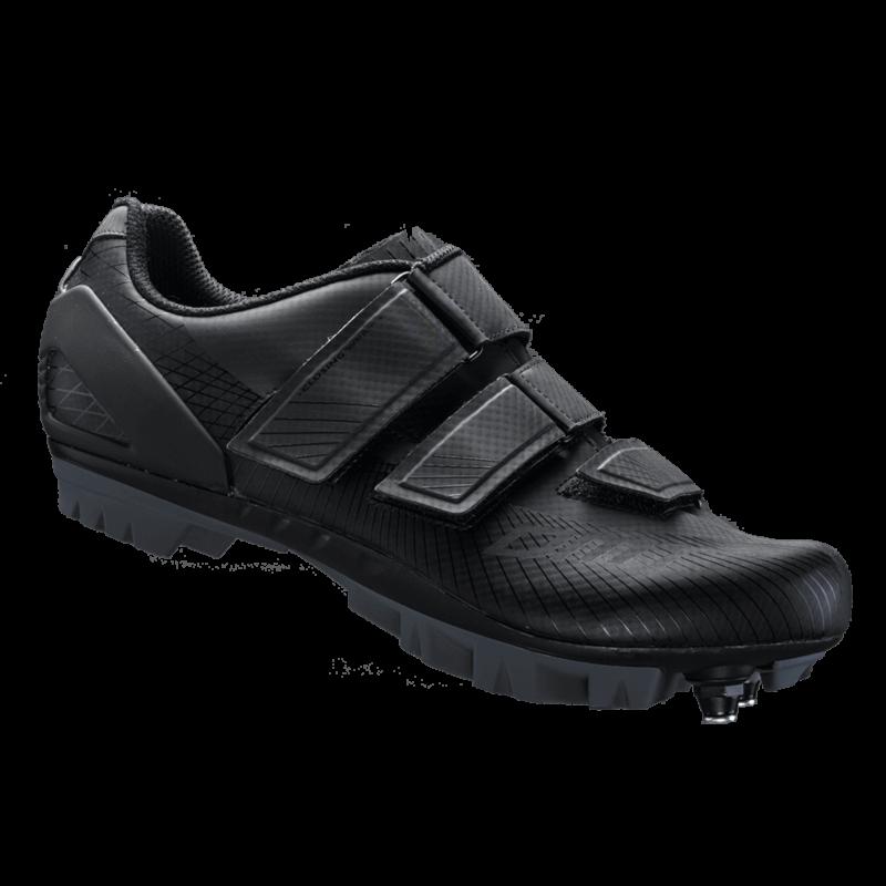 M6 MTB kerékpáros cipő, fekete/fekete - DMT