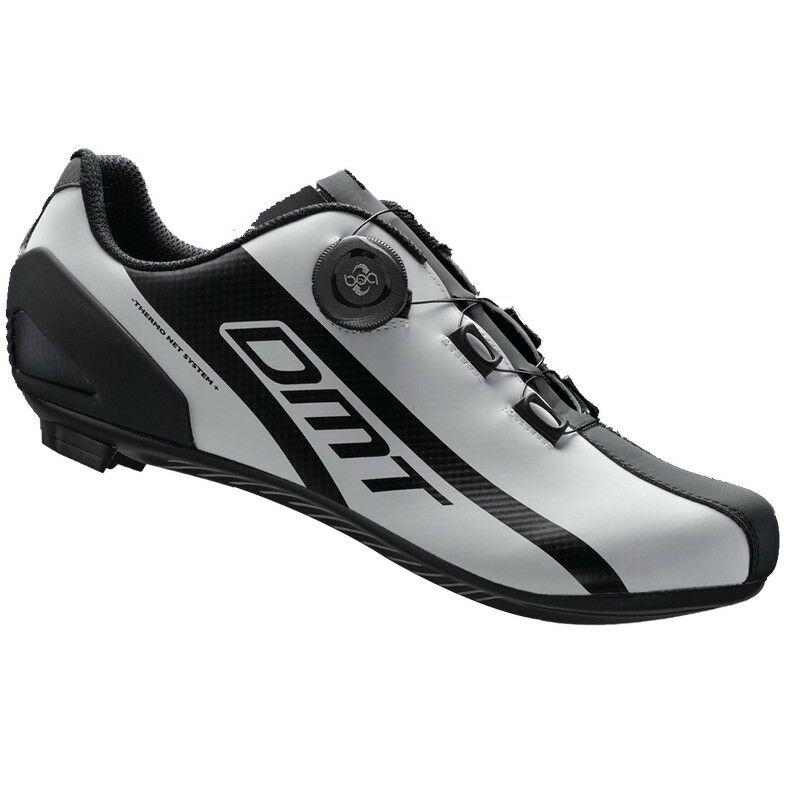 R5 országúti kerékpáros cipő, fehér/fekete - DMT